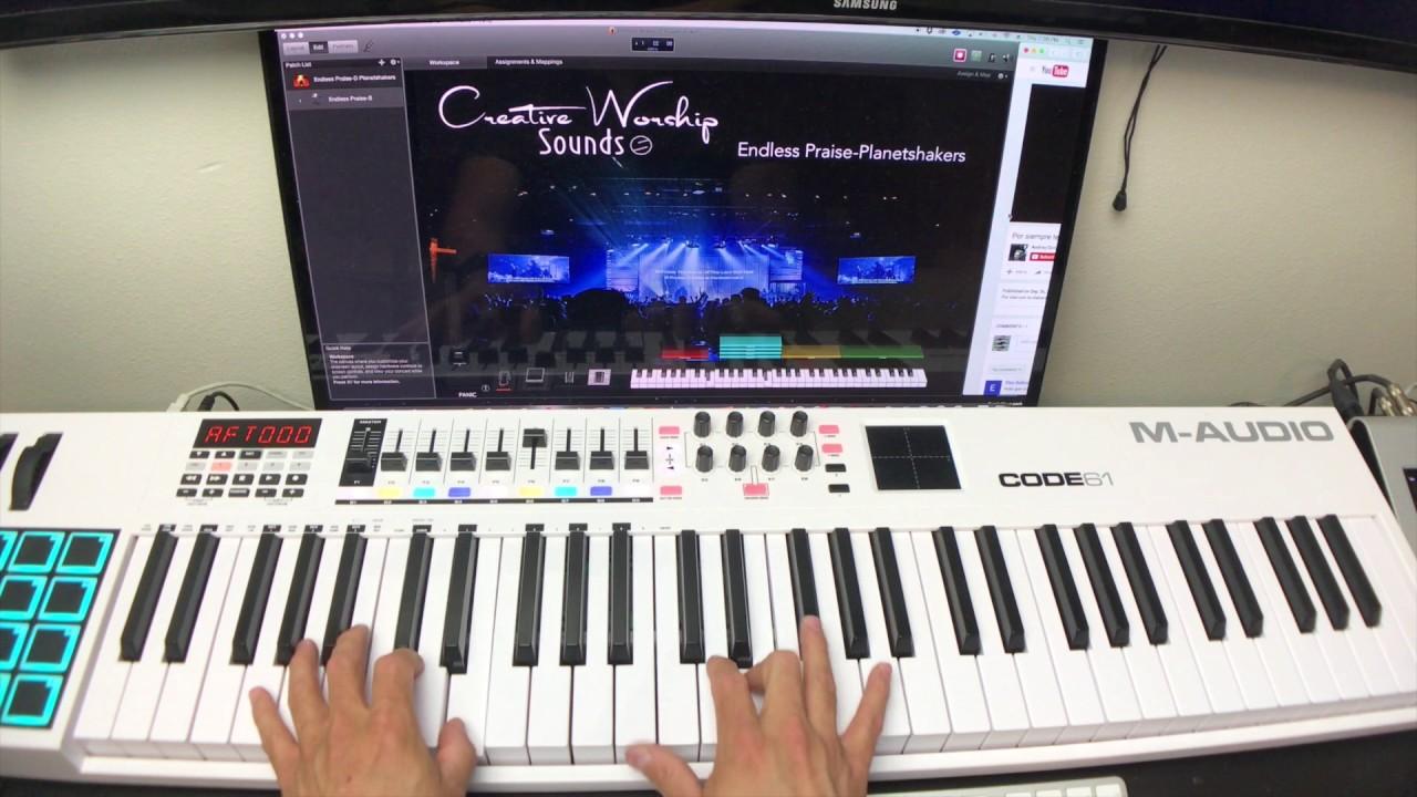 Endless Praise-D — Creative Worship Sounds