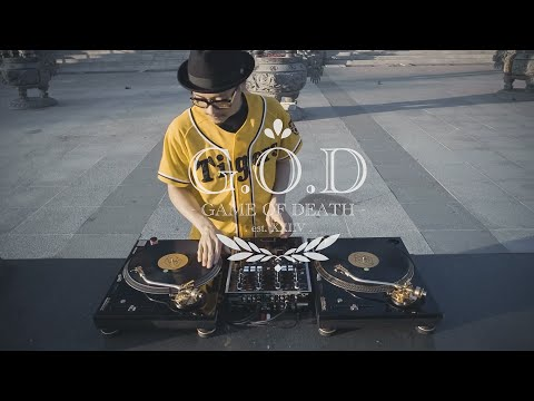 B.TWO presents G.O.D (Game of Death) (DMC WORLD FINALS 2014)