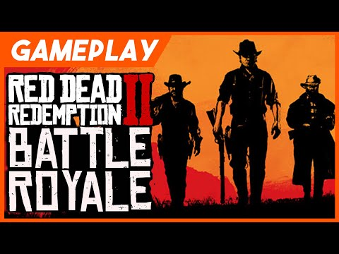 Red Dead Online - 'Make It Count' Battle Royale Mode Gameplay