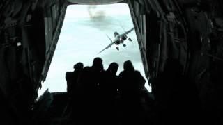 """Звено Миг-29 """"приветствует"""" оккупантов"""