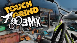 Repeat youtube video Quest for Gold in TouchGrind BMX Demo (Mac)