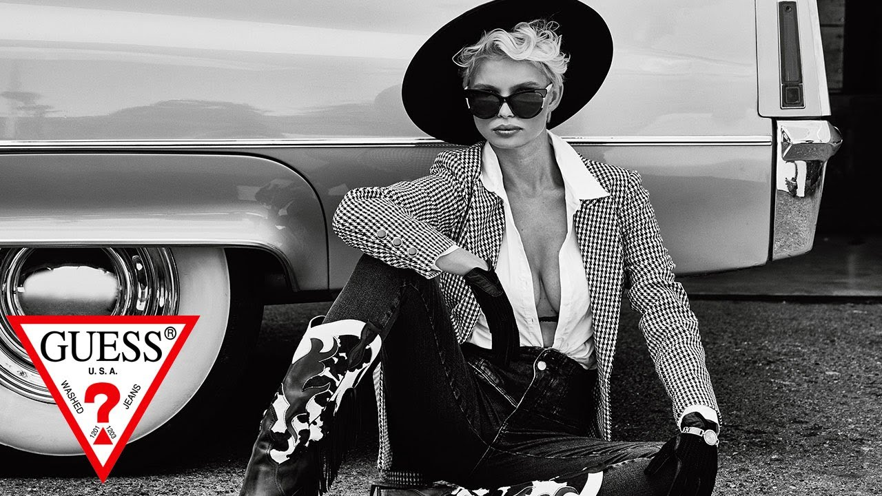 GUESS Accessories Fall 2020 Campaign