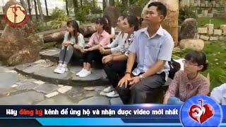 Cha Long rao giảng LCTX trong vườn Gethsemani tại Đồng Nai lúc 16h00 (20/10/2019)