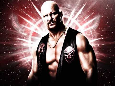"""WWE Stone Cold Steve Austin Theme Song """"Glass Shatters"""" (2000-2001)"""