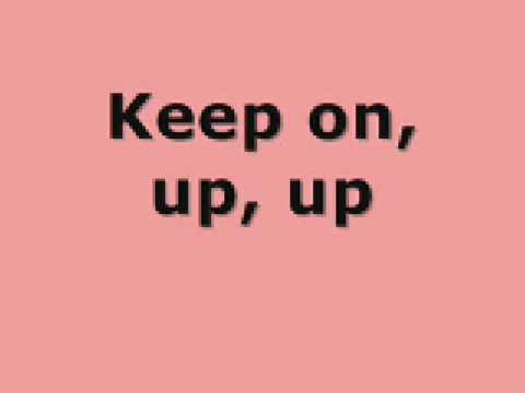The Saturdays - Up (lyrics)