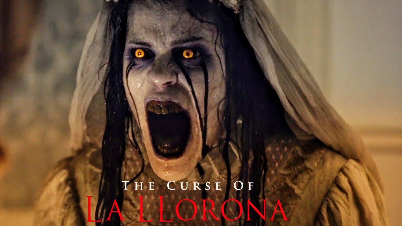 The Curse of La Llorona (2019) Film Explained in Hindi/Urdu | Horror Llorona  Weeping Woman हिन्दी - YouTube