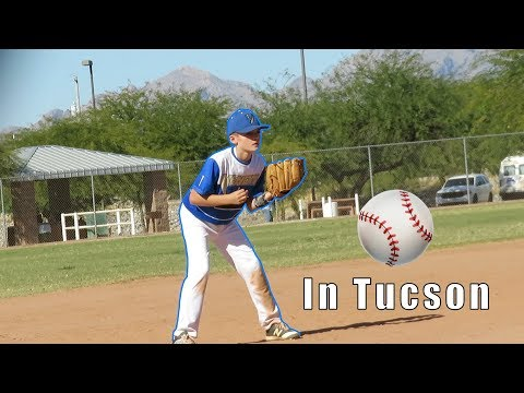 First Baseball Tournament in Tucson