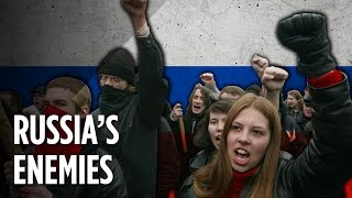 Who Do Russians See As Their Enemies?