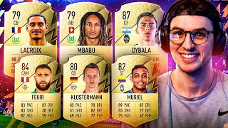 Finding MORE FIFA 22 Ratings