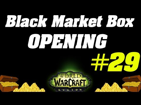 Unclaimed Black Market Container Opening!! #29