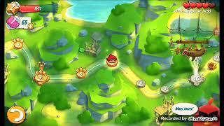 Jogando Angry Birds 2 parte 2