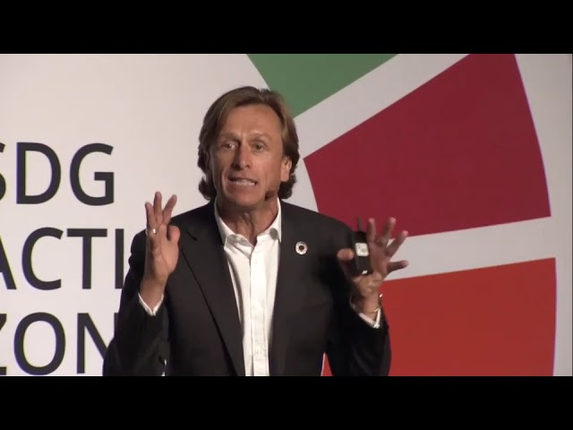 Lightning Talk: From Individual to Collective Action with Jeremy Gilley