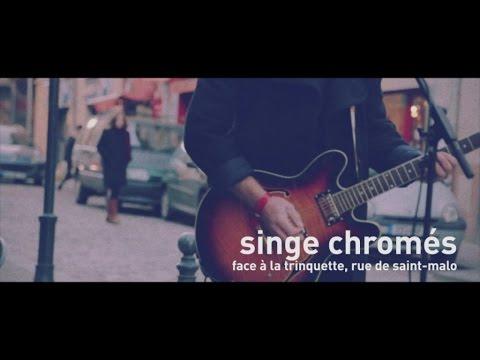 Singe Chromés - On roule dans la nuit (Session Labo, Bars En Trans 2014)