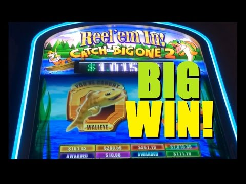 Reel em In Catch the Big One 2 Slots - Play it Now for Free
