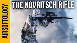 The Novritsch SSG24 Sniper Rifle - Full Review | Airsoftology