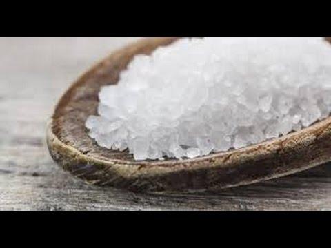 VASTU - Rock or Sea salt remove negativity from life
