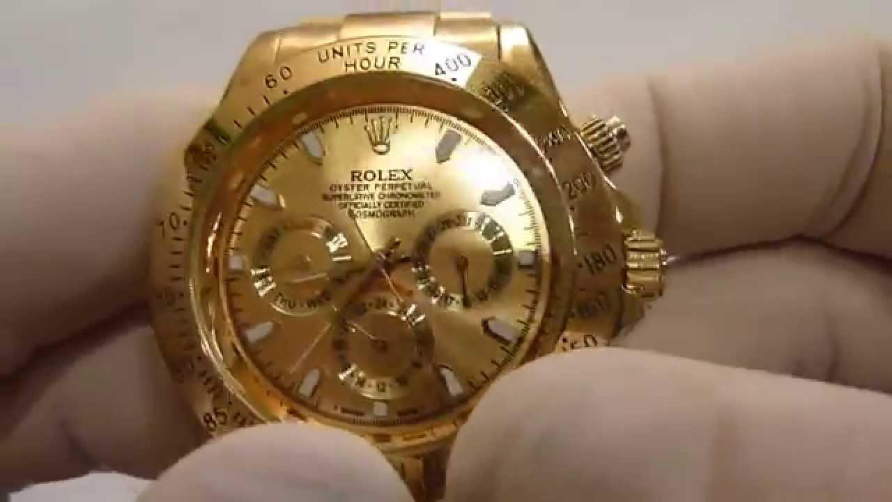 Часы rolex daytona цена копия