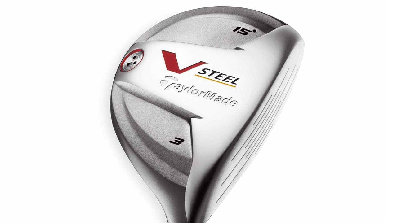 TaylorMade V Steel Fairway Review - YouTube