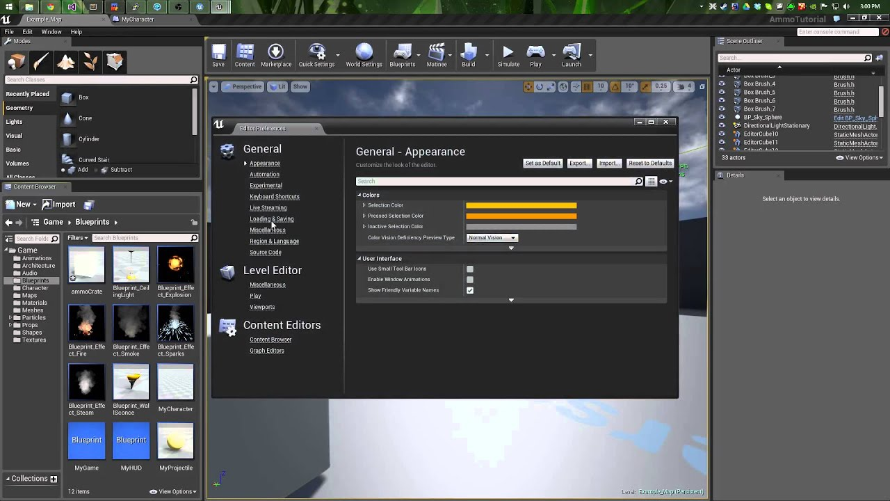 Ue4 tutorial sprinting staminahunger and hud tutorial youtube ue4 tutorial sprinting staminahunger and hud tutorial malvernweather Image collections