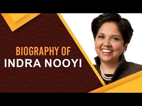 Biography Of Indra Nooyi, Director Of Amazon \u0026 One Among The World's 100 Most Powerful Women