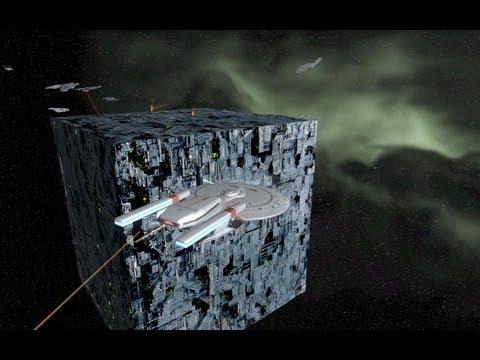 [2] Star Trek:Legacy -  Battle Of Wolf 359 [FEDERATION WIN]