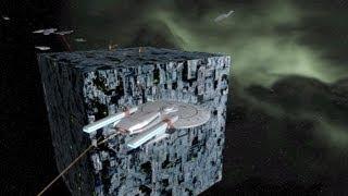 Gambar cover [2] Star Trek:Legacy -  Battle of Wolf 359 [FEDERATION WIN]