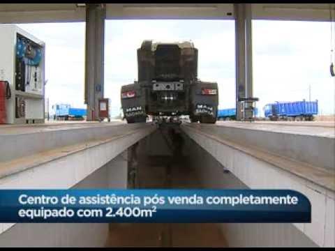 SADASA MAN Truck & Bus Viana, Angola