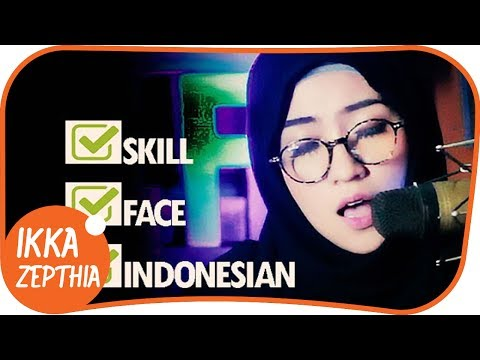 Nikka Costa - First Love ( cover ) IKKA ZEPTHIA , amazing indonesian female singer