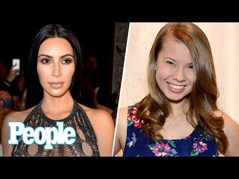 Kim Kardashian Returns To Snapchat, Bindi Irwin Channels Her Late Father   People NOW   People