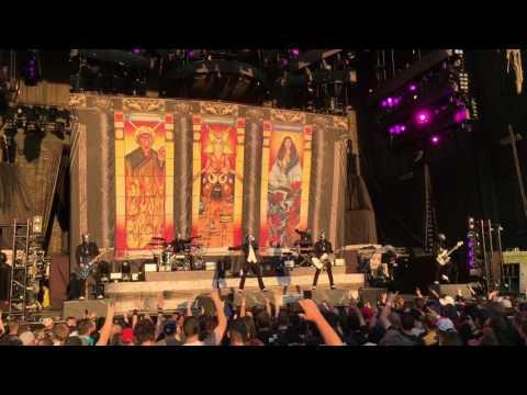 Ghost - Monstrance Clock Live Salt Lake City, Utah 7 /7/2017