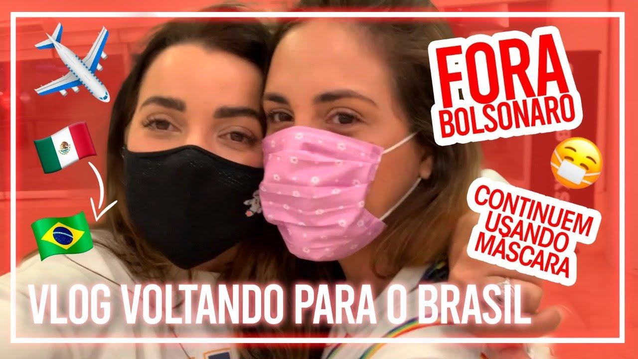 VLOG #30 - Voltando para o Brasil