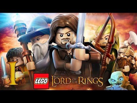 Zagrajmy w: LEGO Władca Pierścieni #1 - Prolog