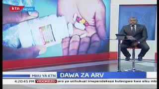 Kifaa kipya chatumika Kisumu kuwandama wanoishi na virusi vya HIV