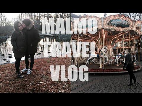 (TRAVEL) VLOGMAS #13 / Malmö, Švedska
