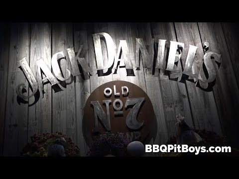 BBQ Pit Boys judge the Jack Daniel's World Championship barbecue