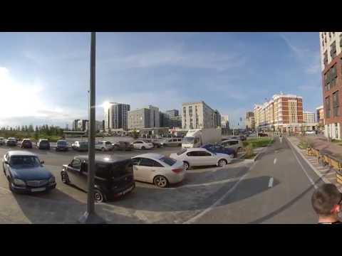 360°, Екатеринбург, Микрорайон Солнечный, ул. Счастливая, прогулка, 5.7k