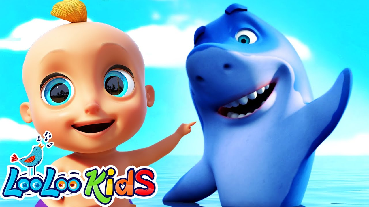 BABY SHARK - LooLooKids Nursery Rhymes and KIDS Songs