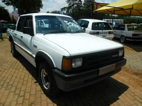 1996 mazda b series b2200 auto for sale on auto trader south africa youtube. Black Bedroom Furniture Sets. Home Design Ideas