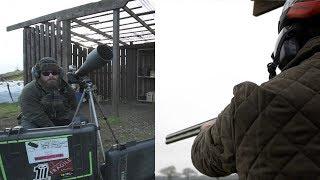 Kai W по-русски: 600мм объектив против дробовика
