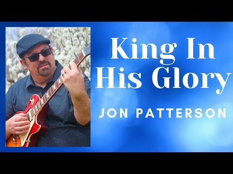 King In His Glory Instrumental Ambient Music Video With Scriptures About Jesus