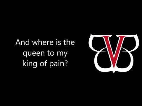 Black Veil Brides The King Of Pain Lyrics