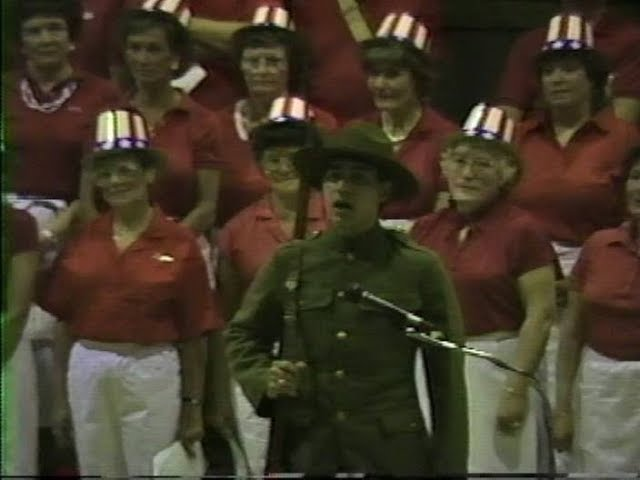 Strawhatters & St. Patrick's Choir  7-3-87