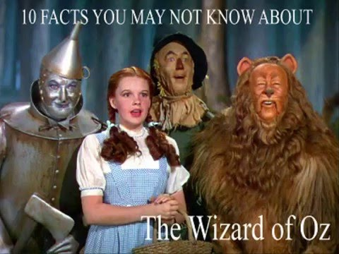 the-wizard-of-oz-2---10-facts-you-may-not-know