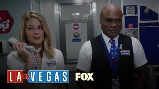 Ronnie Makes An Announcement That The Flight Is Overbooked | Season 1 Ep. 9 | LA TO VEGAS