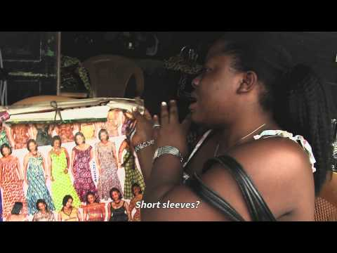 Tailor-made in Togo (English Subtitles)