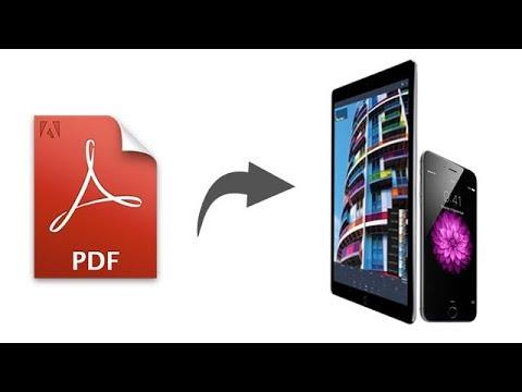 como pasar archivos pdf de iphone a pc windows
