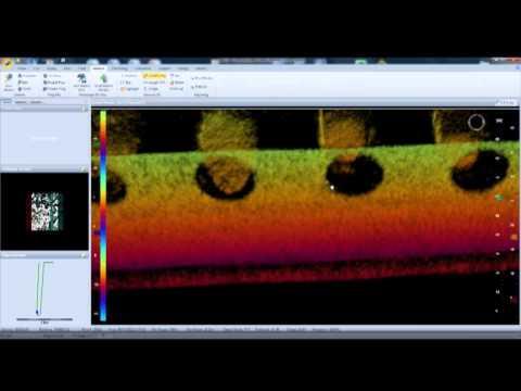 Quai-Port #1  - Conduites - Inspection sous-marine par sonar 3D - MSi3D