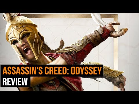 Assassin's Creed Odyssey - Review thumbnail