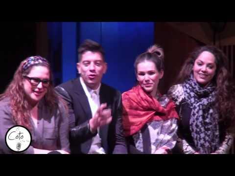 Conferencia  Mentiras Sinfonico en EL COTO con Momo Montes