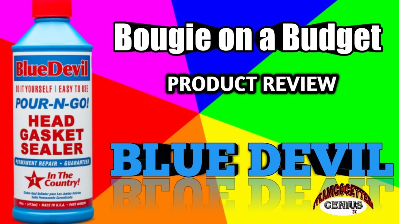Bougie On A Budget - My Blue Devil Review